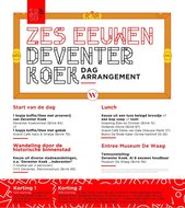 Deventer arrangementen