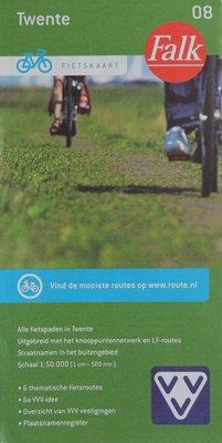Twente Fietskaart Falk 08