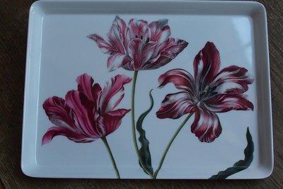 Dienblad Tulpen