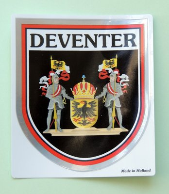 Sticker Deventer