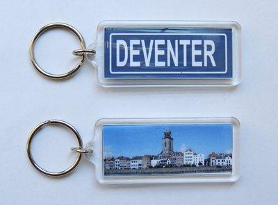 Sleutelhanger Deventer