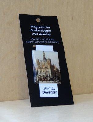 Magnetische boekenlegger