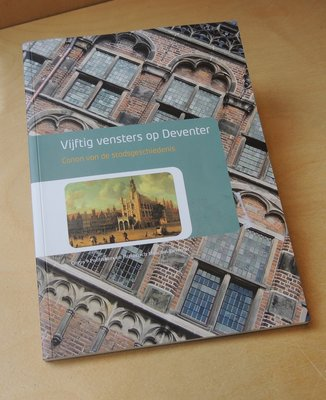 Vijftig vensters op Deventer