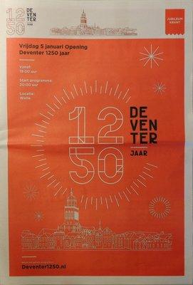 Jubileumkrant Deventer 1250