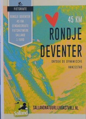 Fietsen Rondje Deventer