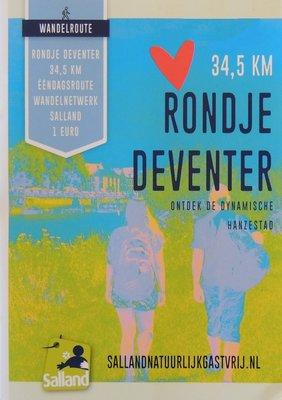 Wandelen Rondje Deventer