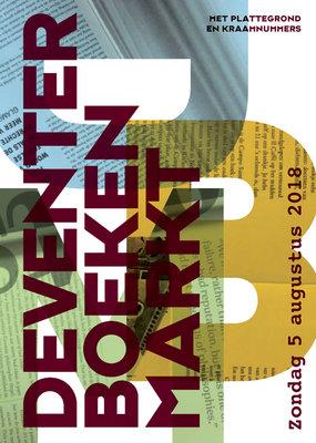 Deventer Boekenmarktboekje 2018