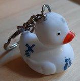 Sleutelhanger Duck klein_