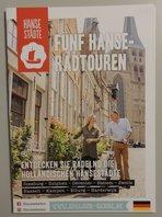 Fünf Hanse-Radtouren