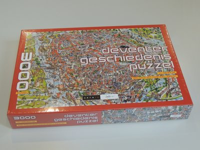Deventer Geschiedenis Puzzel