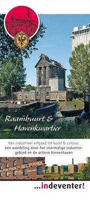 Stadswandeling Raambuurt & Havenkwartier