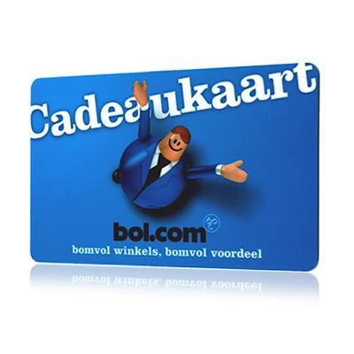 Bol.com cadeaukaart 10 euro