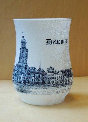 Windlicht glas Deventer