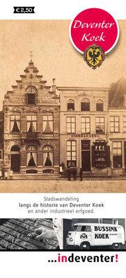 Stadswandeling Deventer Koek