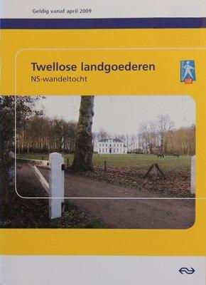 NS-wandeltocht Twellose landgoederen