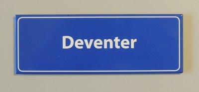 Magneet bord Deventer