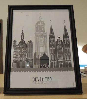 Deventer Poster A3