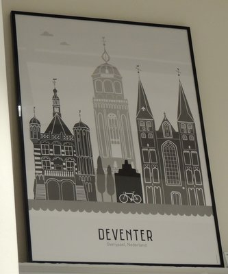Deventer Poster B2
