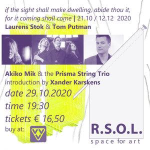 R.S.O.L. ticket