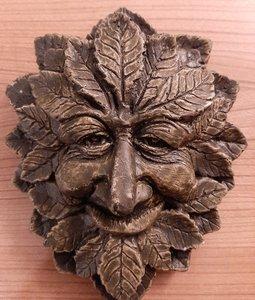 Ornament van de Groene Man