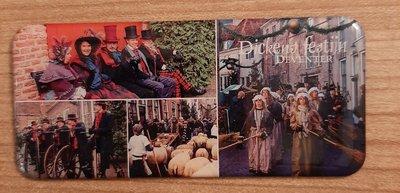 Magneet Dickens Deventer