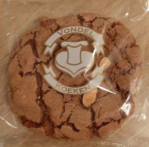 Original Vondel koek met de Groeten uit Deventer
