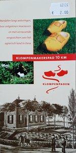 Klompenpaden: Klompenmakerspad 10 km