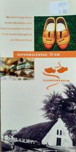 Klompenpaden: Kopermolenpad 13 km
