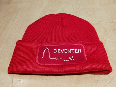 Muts Deventer rood