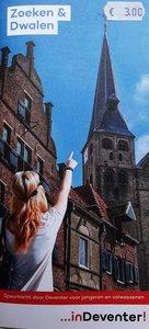 Zoeken en Dwalen door historisch Deventer