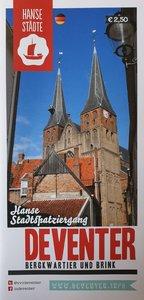 Stadtspaziergang durch die Hanzestadt Deventer und Brink (Deutsch)